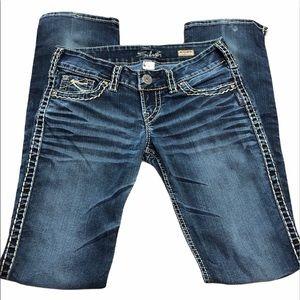 Silver Jeans McKenzie Slim Bootcut